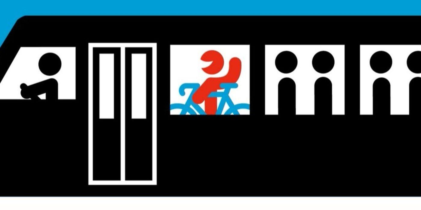 Sube la Bici al Metro
