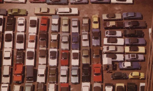 La tontera del estacionamiento gratuito / por Rodrigo Díaz