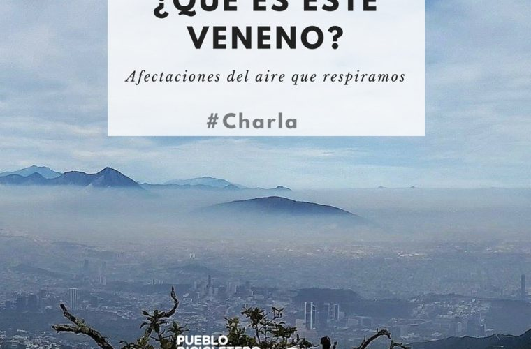 Charla – ¿Qué es este veneno? / 7 de febrero