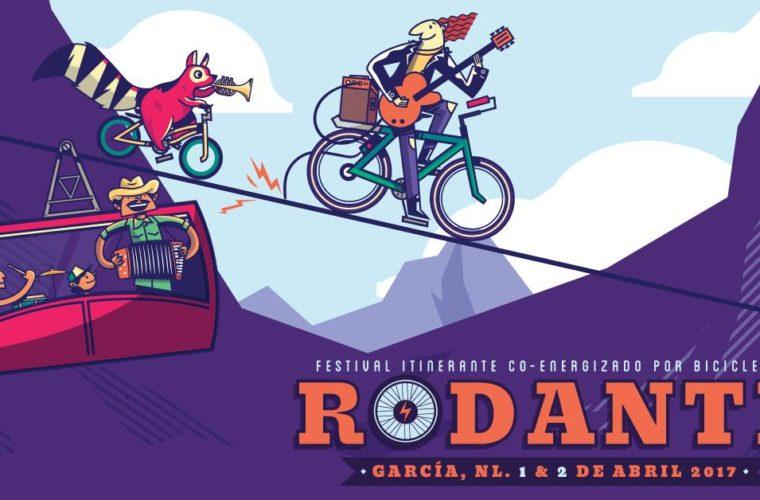 Festival Rodante en García, NL – 1 y 2 de abril