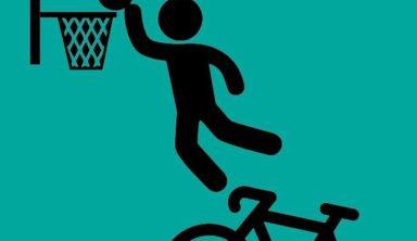 Rodando y Encestando – Pedaleada No. 312 de Pueblo Bicicletero – 9 de Abril de 2017