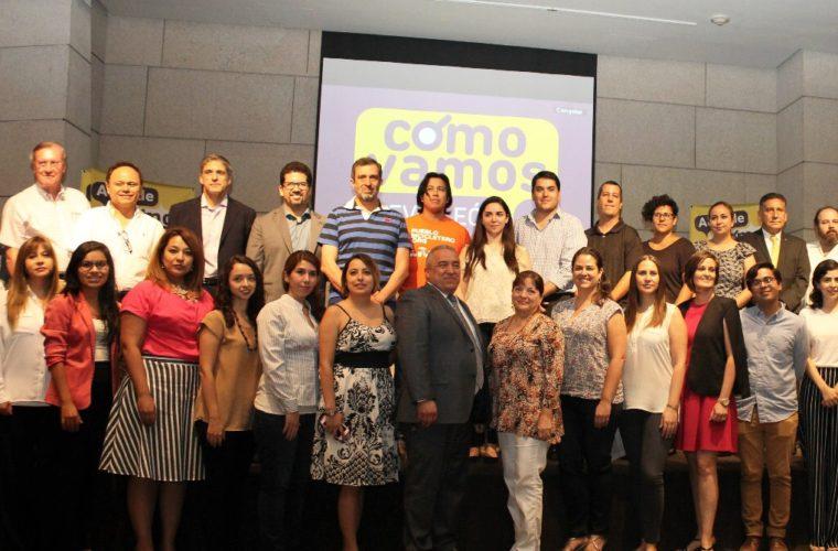 Es 'Cómo Vamos Nuevo León' una plataforma de mejora continua