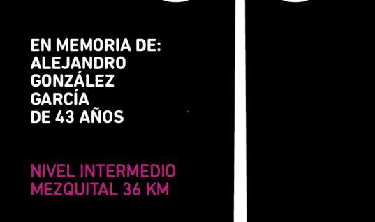 Bicicleta Blanca en memoria de Alejandro González García – 12 nov