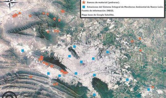 SIMA evade pedreras y zonas industriales, asegura especialista (Milenio)