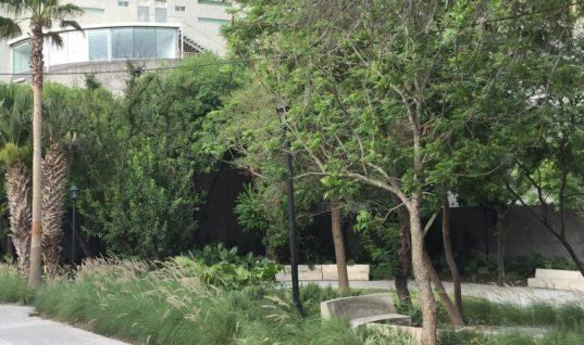 Inauguración del Parque Ciudadano – 14 de abril