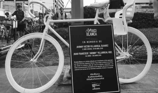 Ciclistas exigen acciones ante la crisis de seguridad vial que sufre la ciudad – COMUNICADO