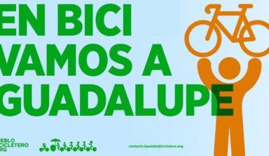 En Bici Vamos a Guadalupe – 17 de junio