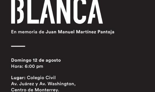 Bicicleta Blanca en memoria de Juan Manuel Martínez Pantoja – 12 de agosto