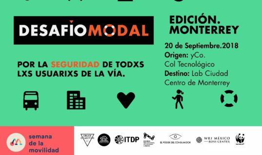 Desafío Modal 2018 – Edición Monterrey – 20 de septiembre