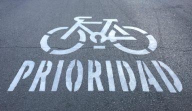 Apoya la ciclopinta para el Día Nacional Sin Auto