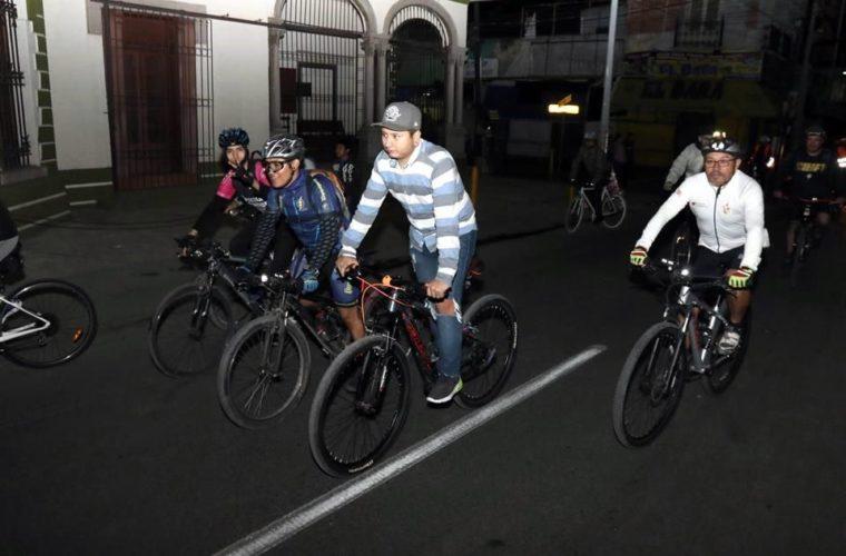 Piden ciclistas vigilancia continua en parque – El Norte