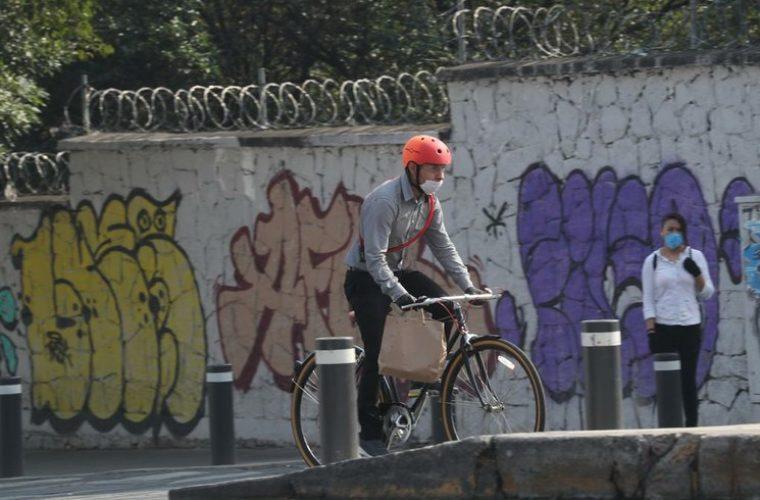Ante emergencia sanitaria, gobiernos deben implementar ciclovías temporales en Área Metropolitana de Monterrey