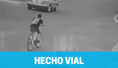 Hecho vial / Opinión de Elena Urueta