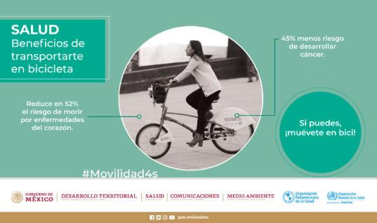 Presenta Sedatu Plan de Movilidad Emergente para la Nueva Normalidad: Movilidad4S