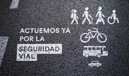 Actuemos ya por la seguridad vial – COMUNICADO