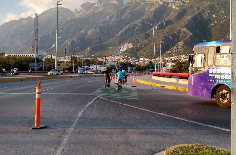 Postura ante la eliminación de la BiciRuta Emergente y el estado de la política de movilidad ciclista en San Pedro Garza García