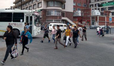 Derecho a la movilidad peatonal en Monterrey