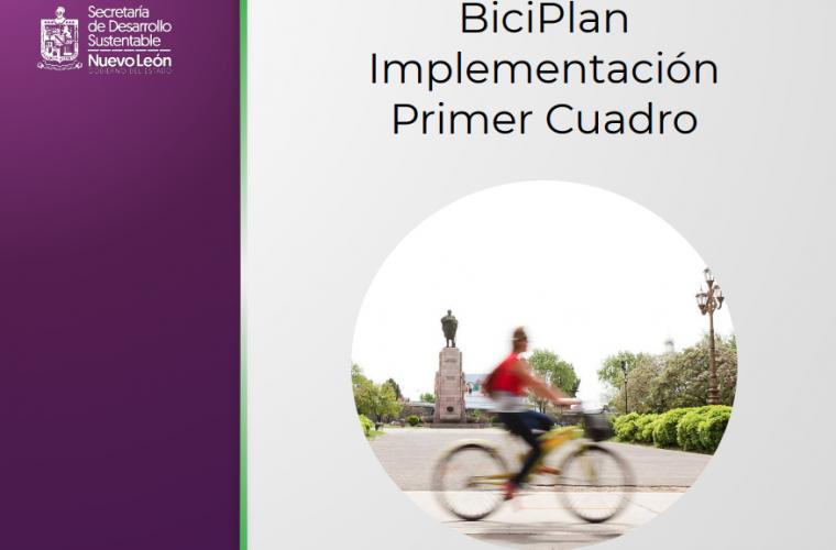 Biciplan para el Centro de Monterrey
