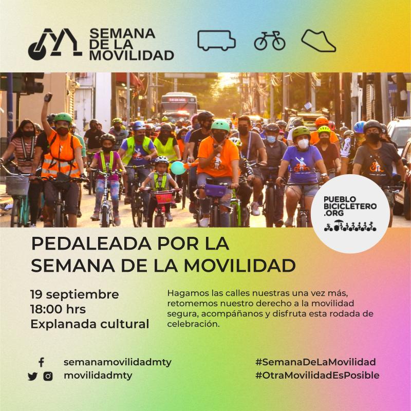 2021_09_17_ PB - Rodada por la Semana de la Movilidad Monterrey 2021
