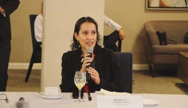 Participación en foro con titulares de comisiones legislativas del Congreso de Nuevo León