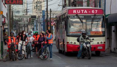 Rodada exploratoria con la Secretaria de Desarrollo Sostenible de Monterrey y diputadas locales de Movimiento Ciudadano